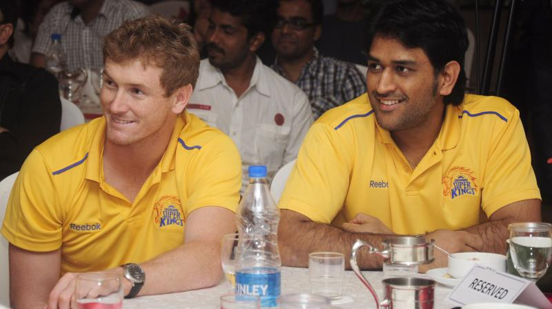 Bailey revealed how the Jharkhand wicketkeeper-batsman would set up seesha in his room to bond with youngsters from the team. (Photo: Deccan Chronicle)