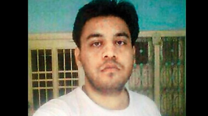 Missing JNU student Najeeb Ahmed (Photo: Facebook)