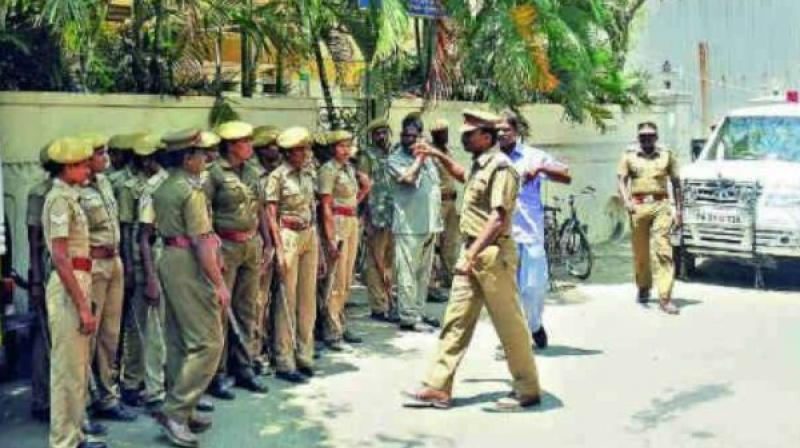 According to the latest 'Data on Police Organisa-tions' (till January 1, 2018) published by the Bureau of Police Research and Devel-opment (BPR&D), Andhra Pradesh, which has a total of 1,021 police stations, has vehicles for 957 police stations while 64 are without vehicles. (Representational image)