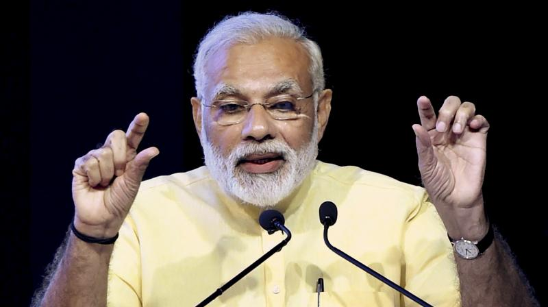 Announcing the scheme, Prime Minister Narendra Modi said that four crore families still don't have electricity connection. (Photo: PTI)