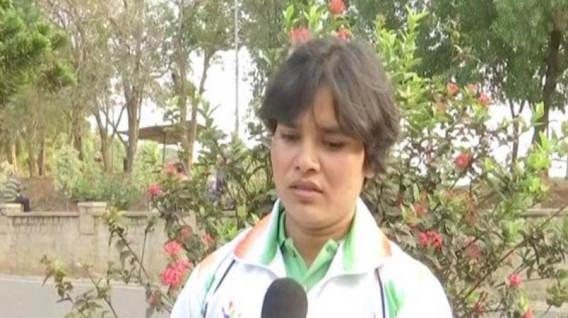 Khatun informed that she has also written a letter to the Paralympic Committee of India (PCI) for inclusion of her name in the CWG. (Photo: Twitter)