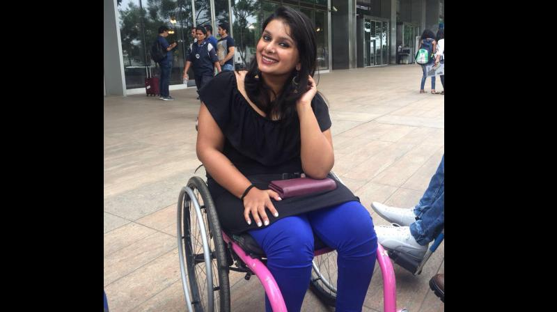 Virali Modi, 27, narrated her ordeal on Twitter and said the incident happened on Monday, when she reached the airport to catch a flight to London. (Photo: Facebook Screengrab/ @viralimodi1)