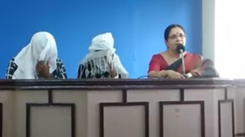Speaking to reporters, Kerala DGP said that a probe has been ordered to look into the allegations made by the rape survivor. (Photo: Video grab)