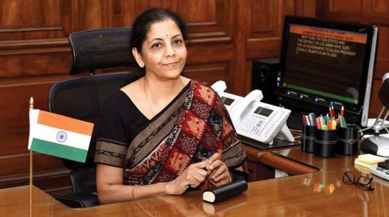 Defence Minister Nirmala Sitharaman refused to comment on Army Chief's statement while speaking to journalists on the sidelines of Uttar Pradesh Investors Summit