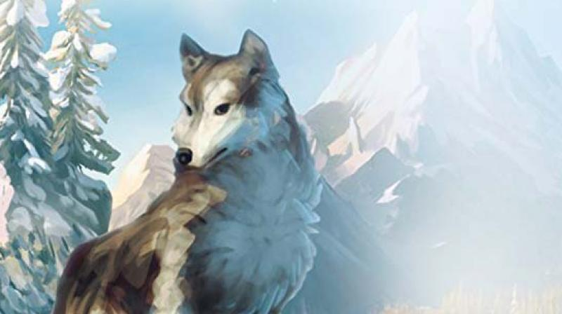 White Fang is playful but brave, curious and kind and most of all, a survivor beyond compare.