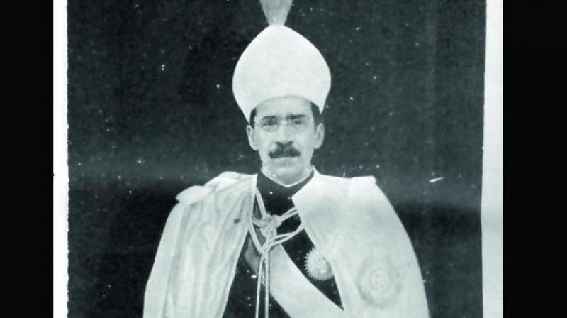Nizam Mir Osman Ali Khan