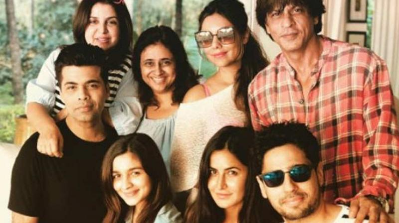 SRK will quietly celebrate his birthday at Alibaug bungalow with his family and close friends.