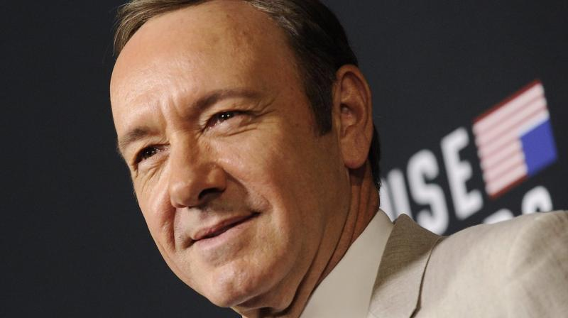 "Spacey recently admitted that he ""had relationships with both men and women."""