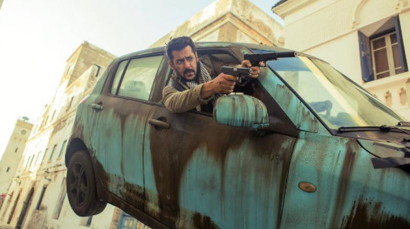 Tiger Zinda Hai trailer is releasing on November 7.