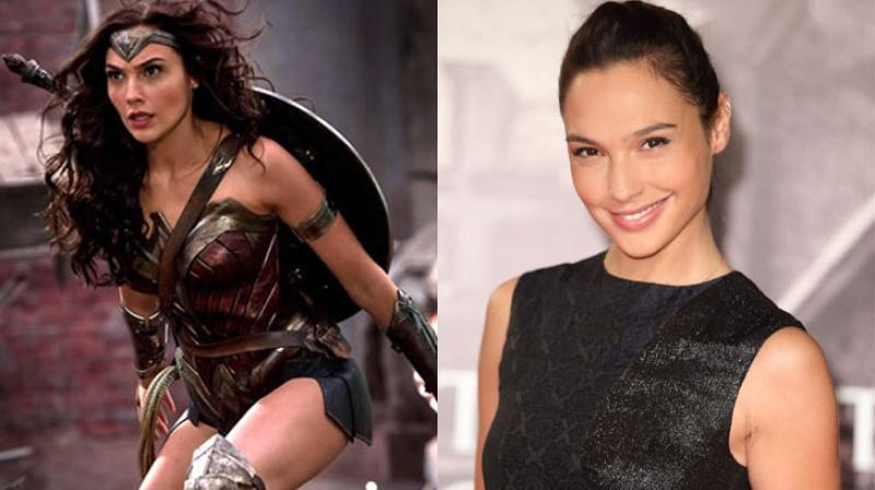 Gal Gadot with reprise her role as Wonder Woman in DC Comics upcoming film Justice League.