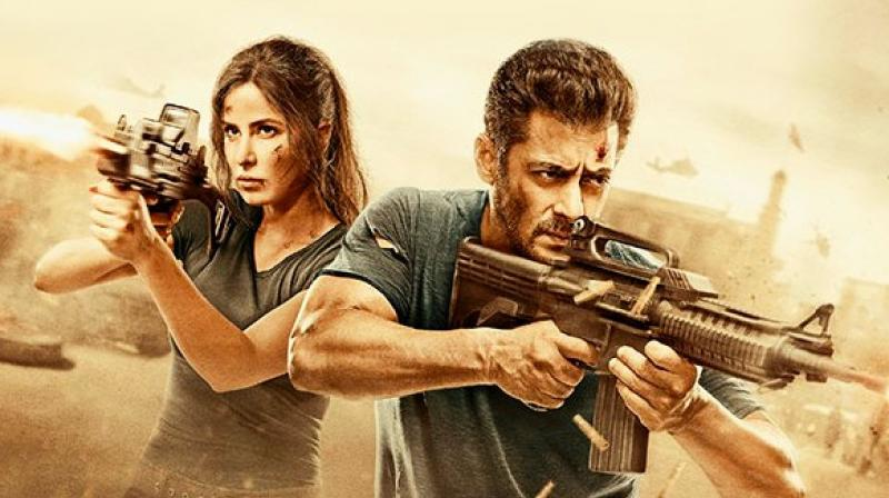 'Tiger Zinda Hai' is Salman's next movie after Kabir Khan's 'Tubelight', which failed to do any magic at the box office.