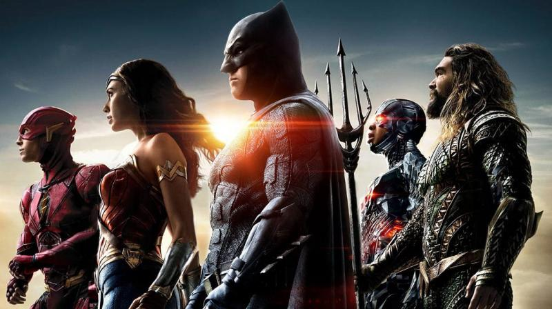 Zack Snyder's Justice League is the fifth installment in the DC Extended Universe (DCEU).