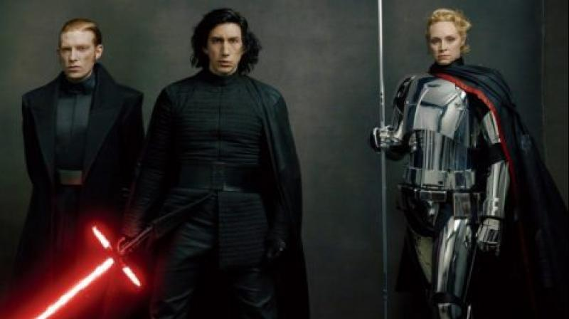 New 'Star Wars: The Last Jedi' images released
