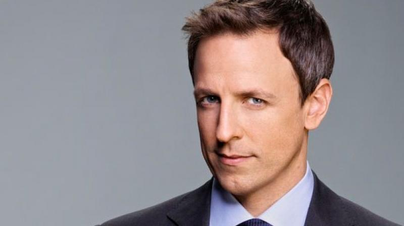 Confirmed! Seth Meyers to host Golden Globe Awards 2018