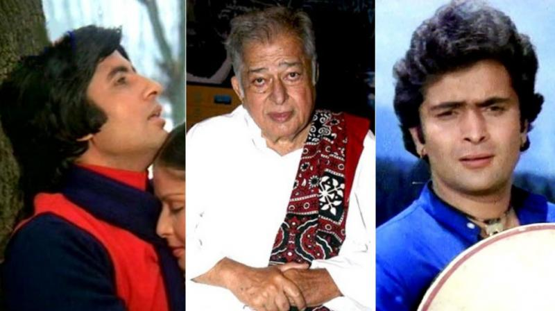 Legendary actor Shashi Kapoor passes away at 79