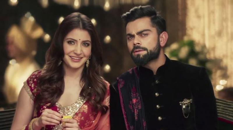 Anushka Sharma and Virat Kohli may be married already…