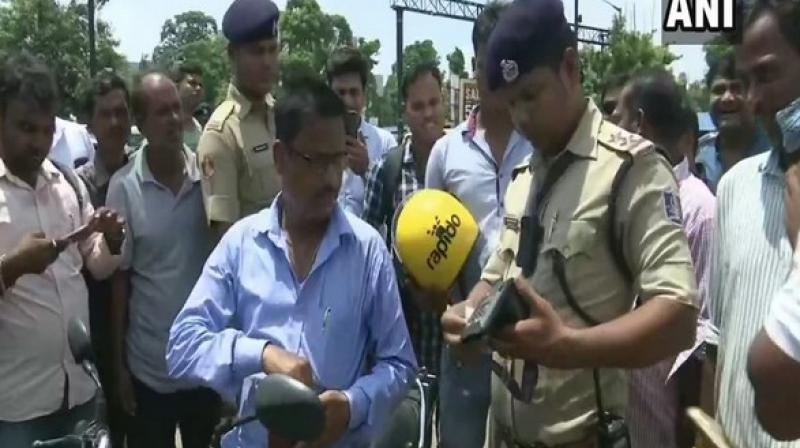 The Motor Vehicles (Amendment) Act 2019 has increased several penalties under the Act, for example, the penalty for driving under the influence of alcohol or drugs has been increased from Rs 2,000 to Rs 10,000. (Photo: ANI)