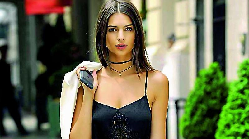 A picture of Emily Ratajkowski used for representational purposes only.