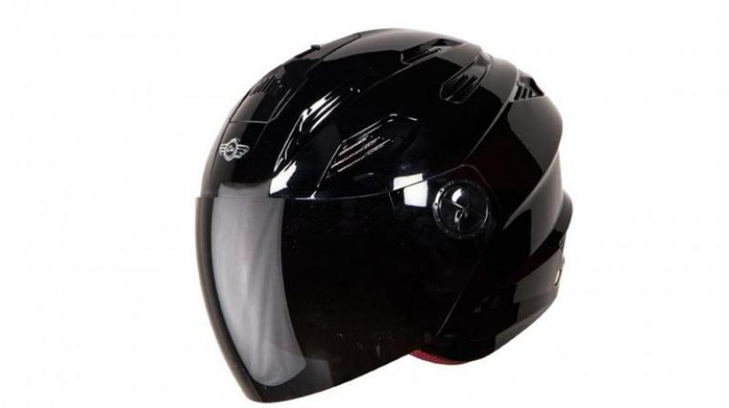 raffic cops, who deal with the numerous accidents within the twin cities, concede that there are several helmets in circulation in the market that do not meet the criteria laid down by BIS. However, customers prefer picking them up as they are sold at much cheaper rates. (Representational image)