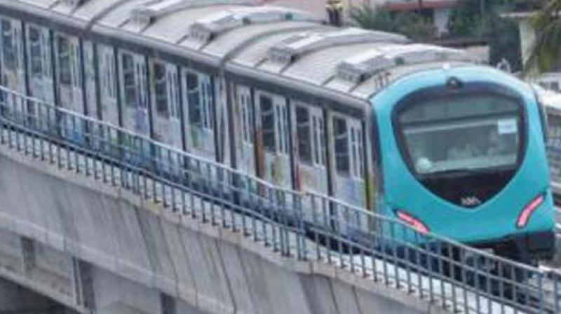 According to officials, the authorities are planning to explore new mass rapid transit technologies based on the ridership to establish connectivity with the existing light metro alignment.