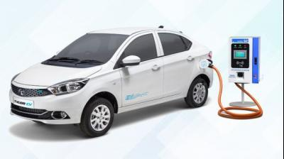Price of the Tigor EV for fleet operators starts from Rs 9.44 lakh.