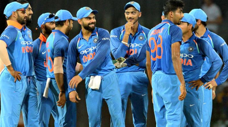 After concluding the Test series against South Africa on a high, Virat Kohli-led India will shift their focus to ODIs, starting with the first game on Thursday.(Photo: AP)