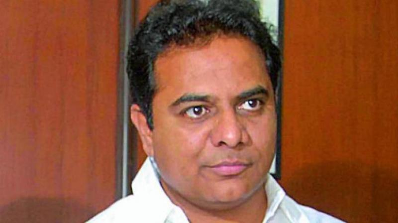 Telangana IT Minister KT Rama Rao, in a review meeting organized in Hyderabad, asked the officials to keep a track on the trafficking of girls to Arab countries. (Photo: PTI)