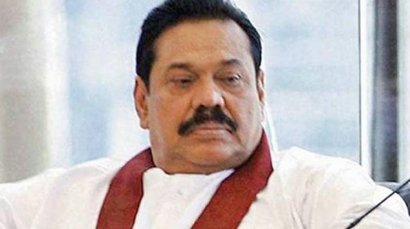 Mahinda Rajapaksa (Photo: AP)