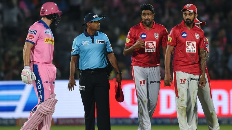 Lal, who had a brief stint as India coach in 1996-97, said Ashwin's action would have been justified if the off-spinner had warned Buttler earlier. (Photo: PTI)