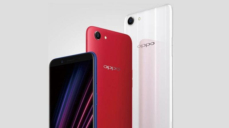 New Oppo A1 skips the fingerprint scanner, announced in China