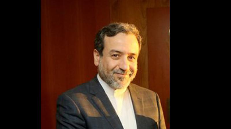 Iran's top nuclear negotiator Abbas Araghchi