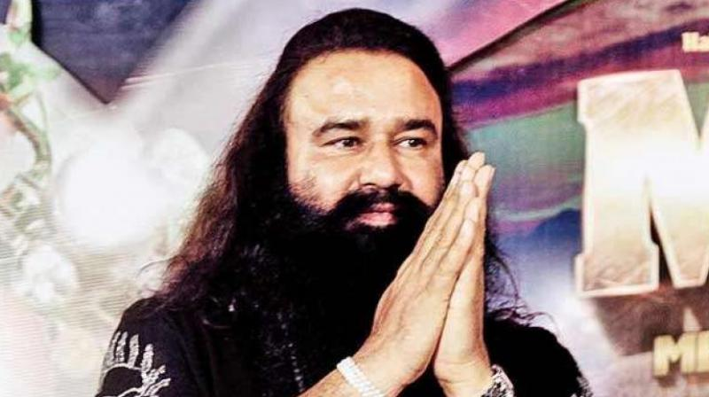 High alert has been sounded in Ludhiana ahead of the verdict in a rape case against Gurmeet Ram Rahim Singh and public have been asked to maintain peace. (File photo)