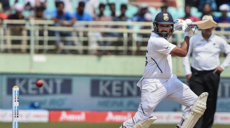 Rohit Sharma first Indian Test opener to score ton in all formats
