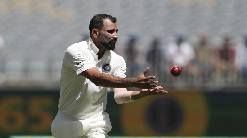 A handful of Indian players, including Bengal's Mohammed Shami and Wriddhiman Saha, have pink ball experience in domestic cricket. (Photo: AP)