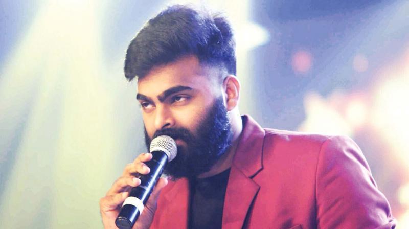 Deepak J R
