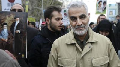 General Qasem Soleimani (Photo: AP)