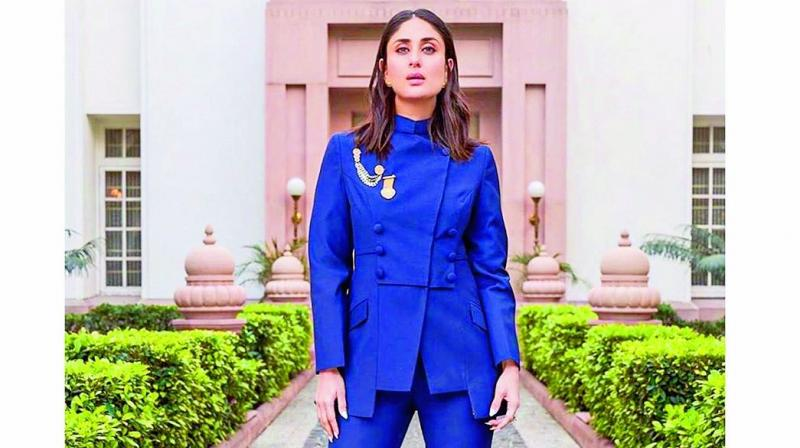 Kareena Kapoor fits the bill