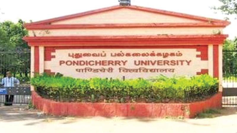 Pondicherry University Name Included In Cbse Net Application