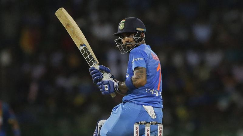 Sharma, Sundar take India into T20 tri-series final