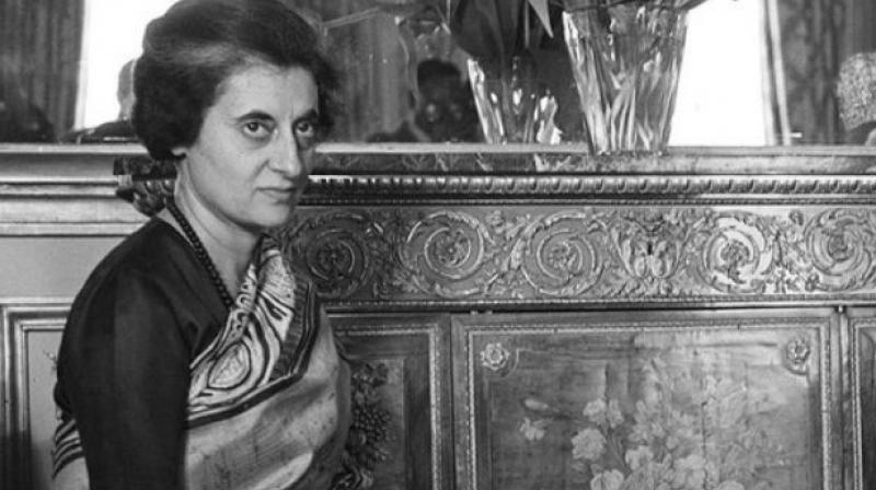 Indira Gandhi fought for secularism, for her there was only
