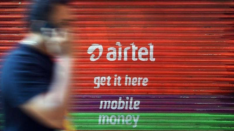 The onset of Reliance Jio's low pricing strategy has seen the other telecom players like Bharti Airtel and Vodafone-Idea dying lavishly within the recent quarterly results. (Photo: Representational/AFP)
