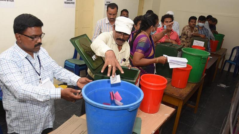 No election in 3 corporations, 30 municipalities in AP