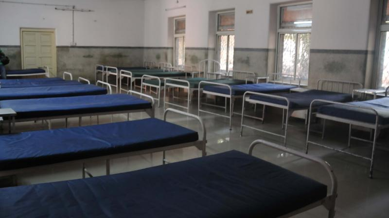 Telangana running out of beds for Covid patients