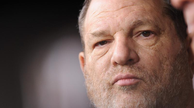 Harvey Weinstein turns himself in to face sex crime charges
