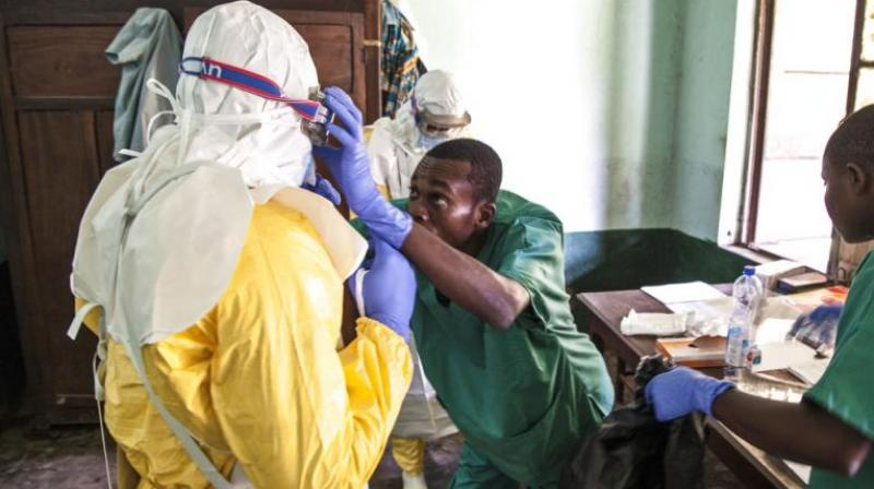 MSF, which runs the treatment centre in the Wangata district of Mbandaka that the patients fled, said holding patients against their will would only fuel mistrust of health workers. (Photo: AP)