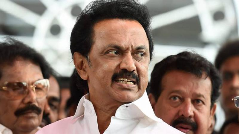 DMK leader M K Stalin (Photo: PTI/File)