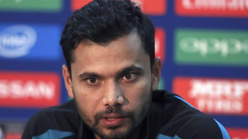 Mortaza, however, said he does not want to compromise his 2019 World Cup plans. (Photo: AP)
