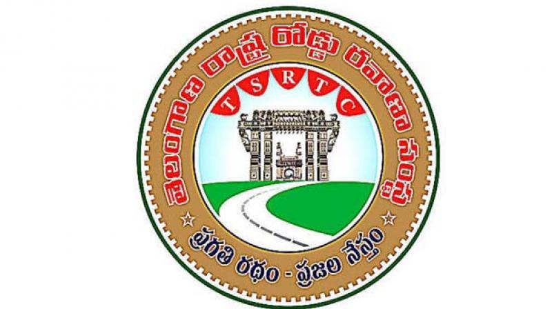 TSRTC logo