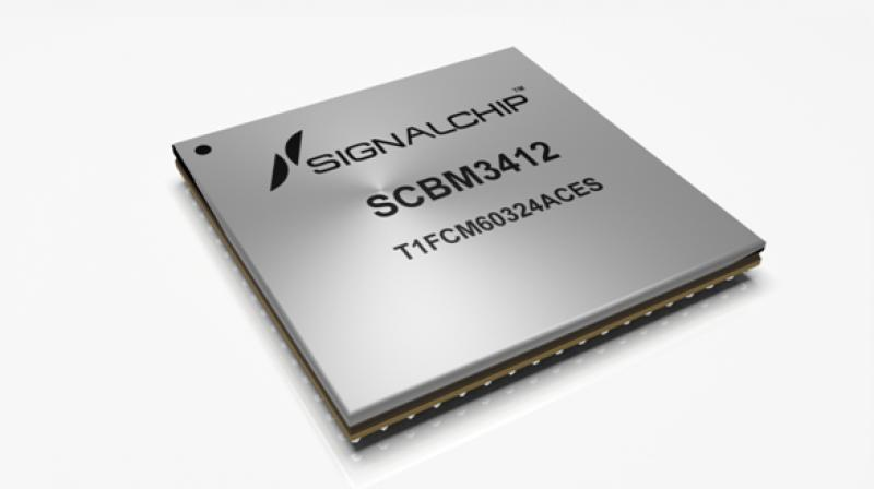 India's first 4G/5G chip developed by Signalchip