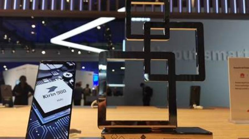 """First nominated and then named the """"Best Smartphone"""" by GSMA, HUAWEI Mate 20 Pro is Huawei's latest flagship smartphone."""